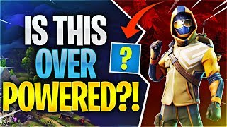 IS THIS OVERPOWERED?! (Fortnite Battle Royale)