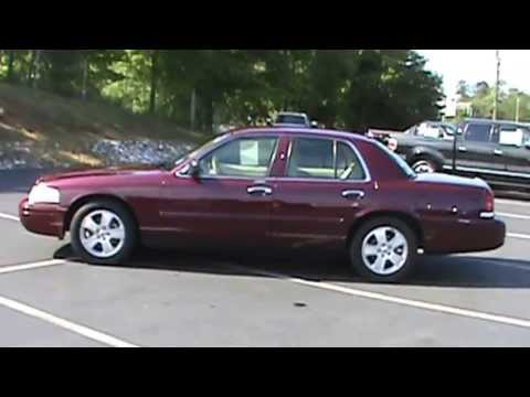 For Sale  Ford Crown Vic Lx K Miles Stk A Www Lcford Com