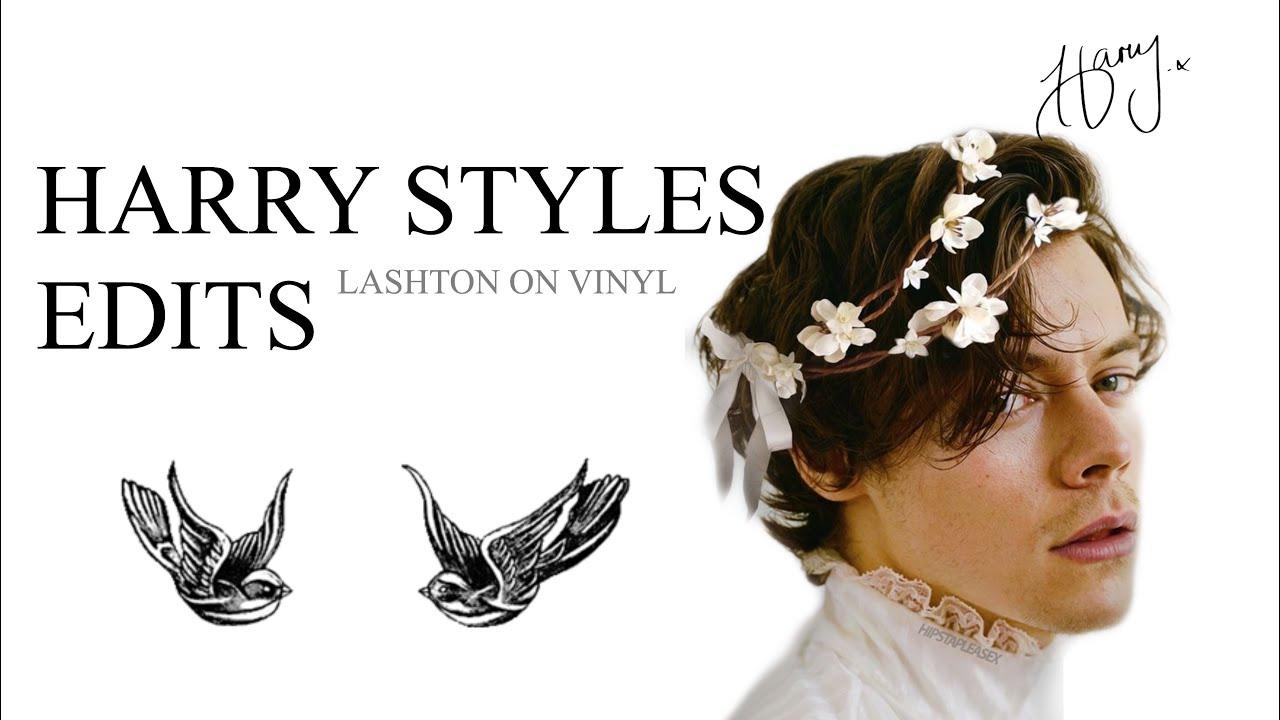 HARRY STYLES EDITS