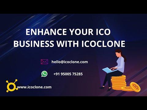 Initial Coin Offering | ICO Development | ICO Software | ICO Script - ICO Clone