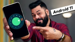 Android 11/R Developer Preview Hands On First Look⚡⚡⚡ जानिए सबकुछ