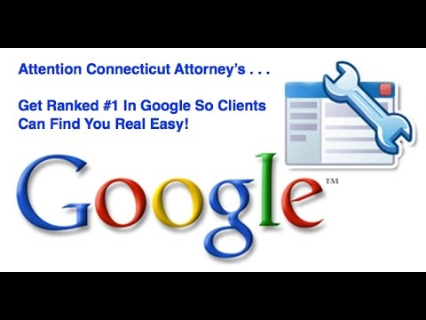 Connecticut Local SEO Gets Attorneys Ranking #1 In Google