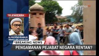 Ali Mochtar Ngabalin: Kondisi Wiranto Membaik
