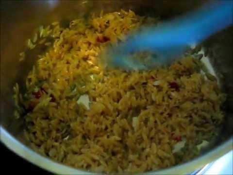 Griechisch kochen l reisnudeln kritharaki l griechische for Griechisch kochen