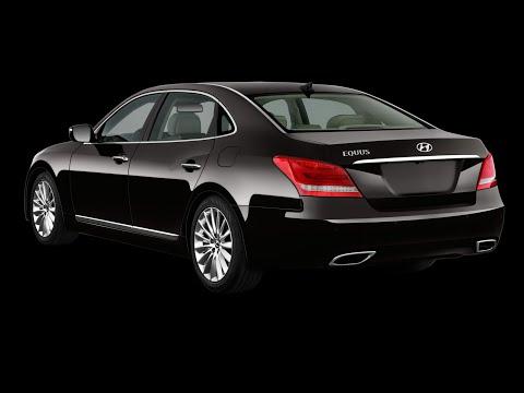 Bumper applique install, 2014 Hyundai Equus Ultimate