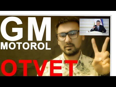 GM MOTORS 2 OTVET