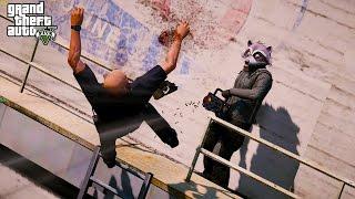 GTA V - RANDOM & FUNNY MOMENTS 64 (RIP Bird, Stupid Cops!)