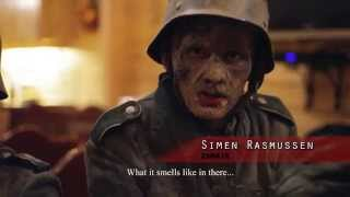 Behind the scenes «Dead Snow 2» [nazi zombies]