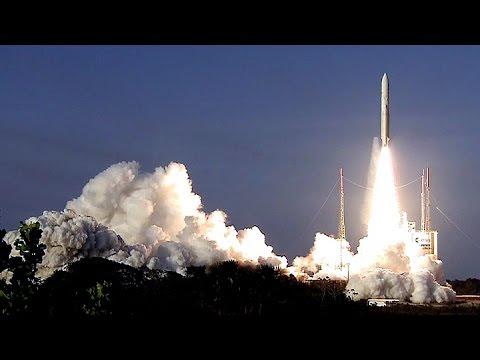 Lanzaron el satélite Arsat 2