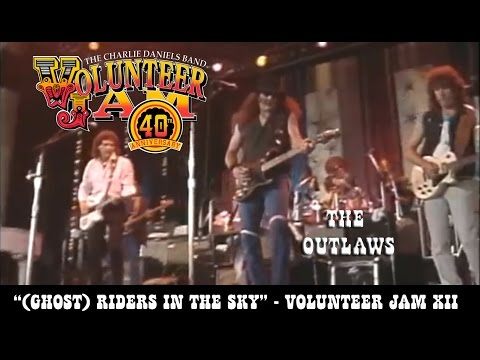 Ghost Riders in the Sky  The Outlaws  Volunteer Jam XII