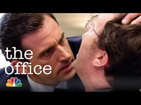 Dwight Betrays Michael - The Office