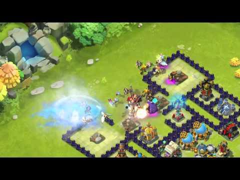 Castle Clash Trailer