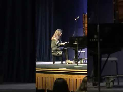 Soraya's Recital 11/17/18 ( Jacksonville School of Music)