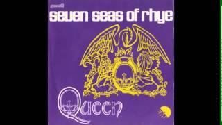 Queen - Seven Seas Of Rhye (Only Vocals)