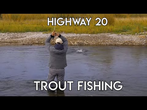 Yellowstone Teton Territory Fly Fishing | Highway 20 Trout