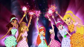 Winx Club 6X15 Mythix Transformation (Brazilian Portuguese)