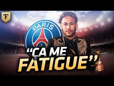 Neymar reste évasif sur son avenir au PSG, Zidane supportera l'OM - La Quotidienne #251