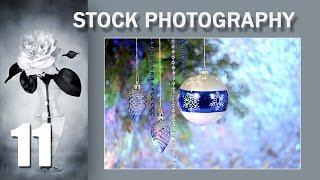 11. Stock Photography Сток Тема: Как правильно построить натюрморт по числам Фибоначчи