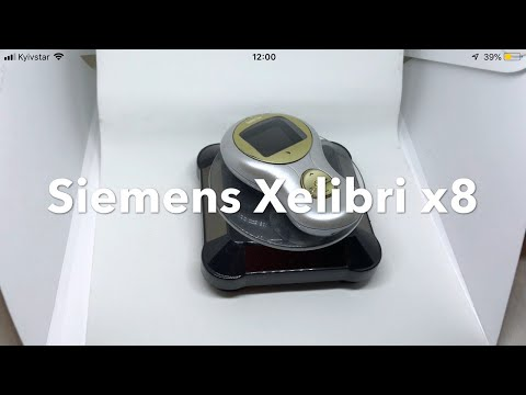 Siemens Xelibri X8, Blue, Rare Phone, Unlocked, 100%Original