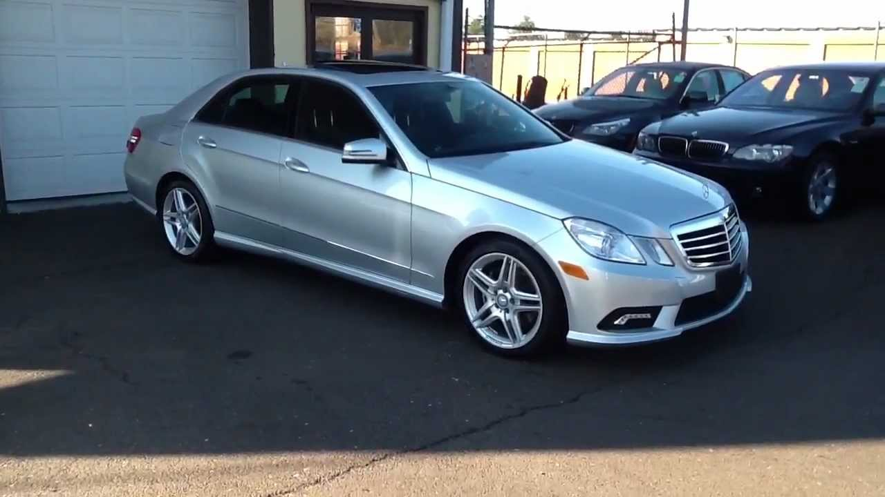 Eimports4less Reviews 2011 Mercedes E350 4matic Amg Sedan