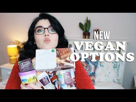 NEW Supermarket Vegan Options 🌱 ft. Tesco, Sainsburys & Aldi