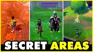 Secret & Hidden Areas in Pokemon Sword and Shield You Might Have Missed