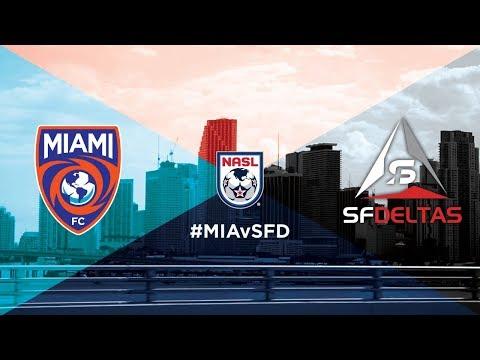 HIGHLIGHTS | Miami FC 1, San Francisco Deltas 1