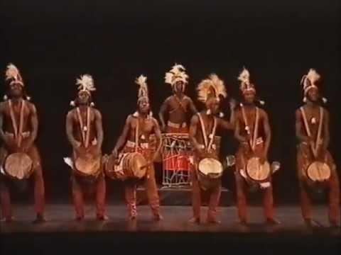 Ballet de la Guinée, An Inspirational  Poem