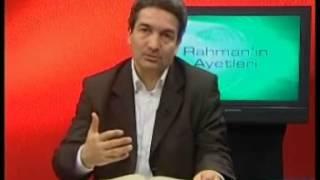 Ahzab Suresi Kuran Tefsiri 69-73 Ayetler Prof.Dr. Şadi Eren