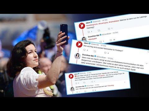 Dorothee Bär im Twitter-Interview über Söder, ihre Social-Media und Lamas