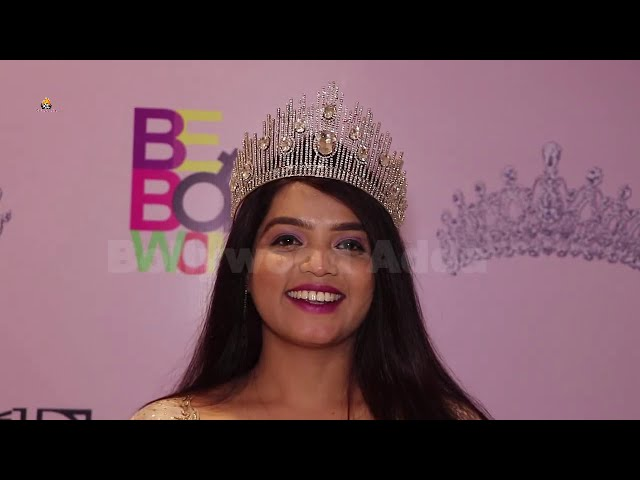Be Bold Woman Fashion Fever India 2021 Organised By Amrita