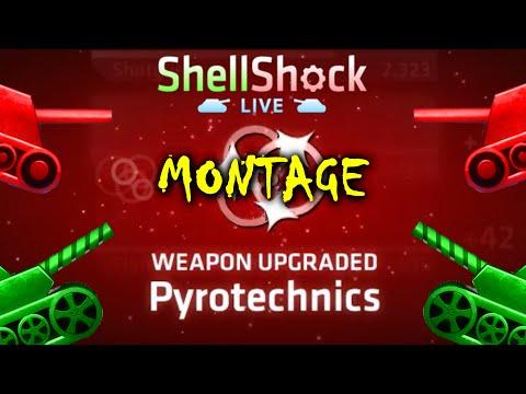 ShellShock LIVE Pyrotechnics Montage