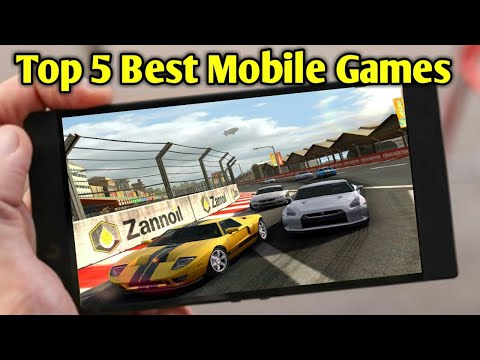 Top Best 5 Android Offline Games Under 15 MB