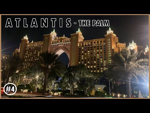 Exploring ATLANTIS THE PALM – THE LOST CHAMBERS AQUARIUM DUBAI