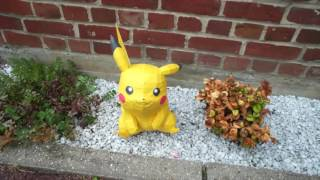 PIKACHU PAPERCRAFT REAL SIZE - GET YOUR OWN POKEMON !!!