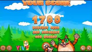 best games play Angry Cat Shot   free online skill games