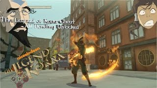 AVATAR THE LEGEND OF KORRA CHEAT CODE: All Bending Unlocked