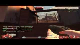 [RUS] TF2 gameplay Scout. Неумолимая сила, тесак, дрёма.
