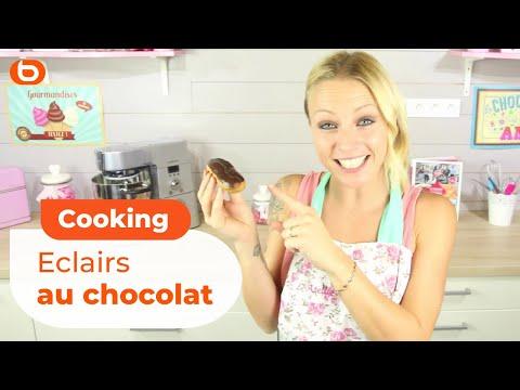 les-éclairs-au-chocolat-de-roxane-au-cooking-chef-kenwood