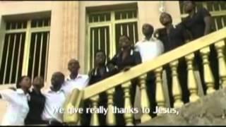 LIGHT FAMILY CHOIR From RWANDA in REKA NGUSHIMIRE DAT   YouTube