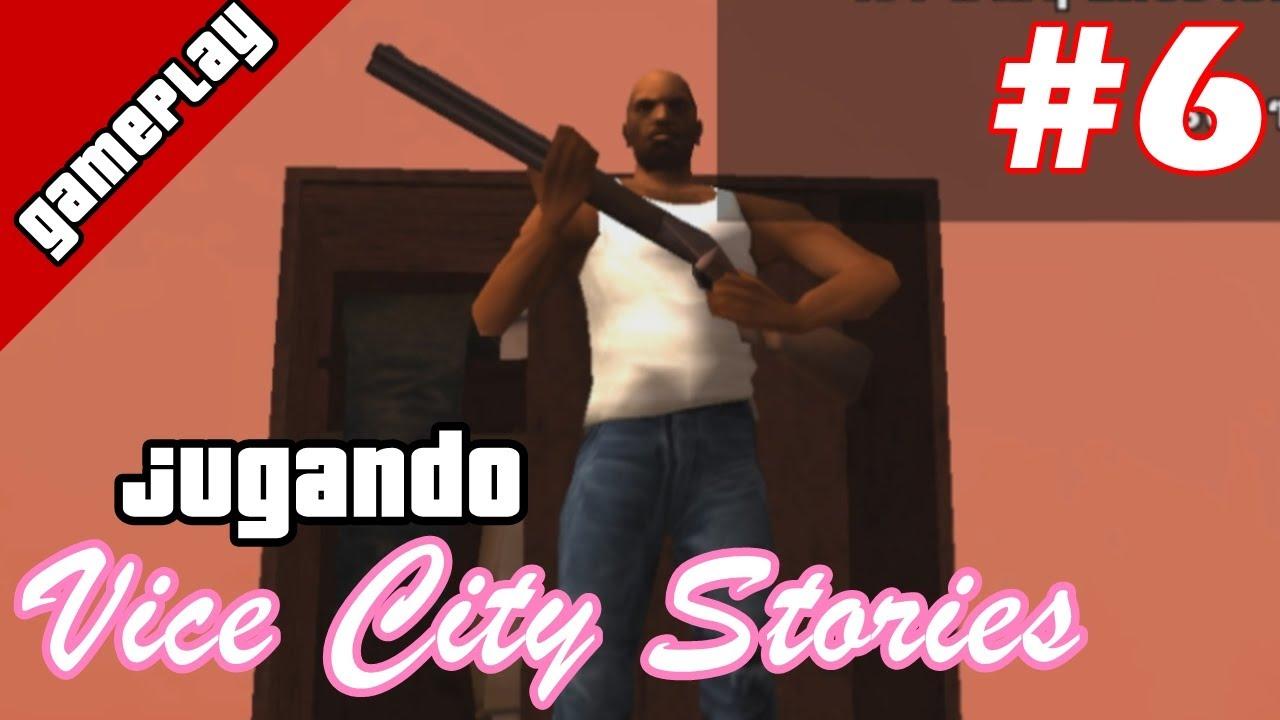UN PAR DE HUEVOS DE PASCUA | GTA: VCS Gameplay #6