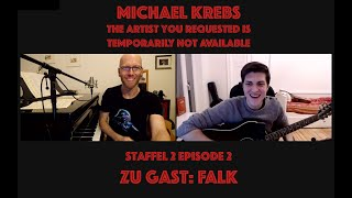 Markus Krebs – The Artist You Requested Is Temporarily Not Available, mit Falk!