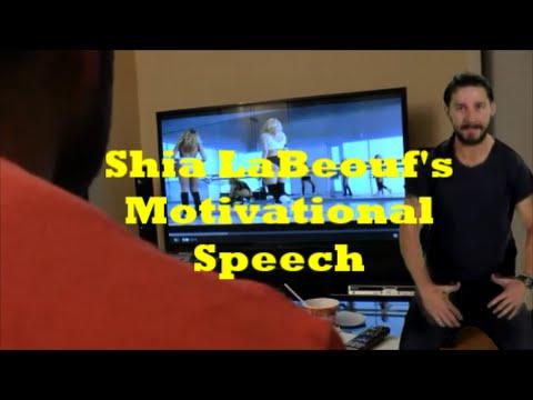 The shia leboef masturbate what words