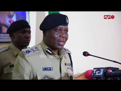 BREAKING: IGP Sirro kuhusu hali ya sasa Kibiti na Udiwani