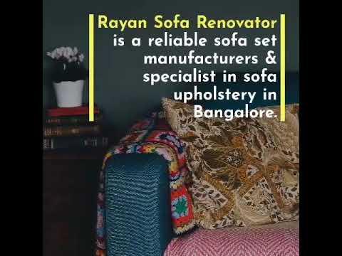 Sofa Repair Upholstery In Bangalore
