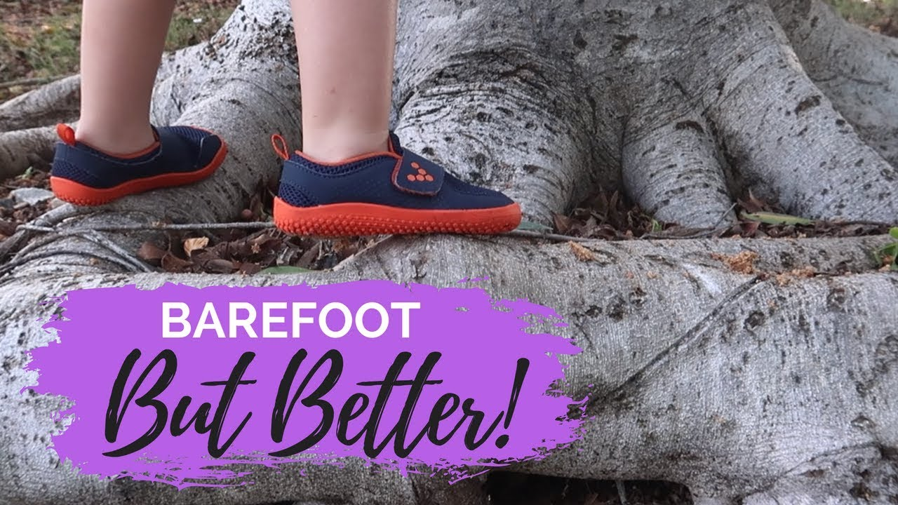 Vivo Barefoot Kids Shoes For Outdoor