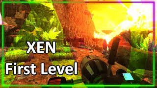 Black Mesa Xen FIRST LEVEL - Beta Opinions and Playthrough