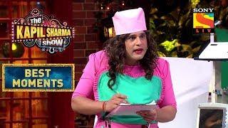Sapna's Avatar As A Nurse   The Kapil Sharma Show Season 2   Best Moments