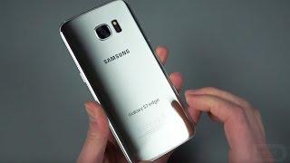 Galaxy S7 Edge Unboxing!