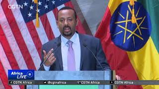 PM Abiy Ahmed draws huge crowds from diaspora in U.S.